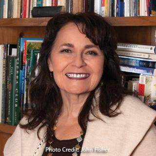 Current Wisconsin Poet Laureate Kimberly Blaeser